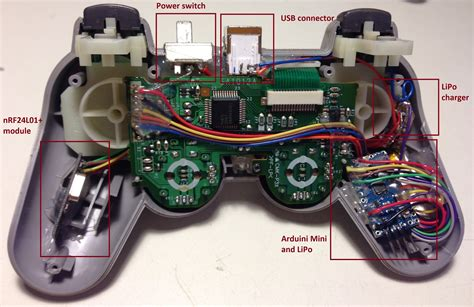 Ps4 Controller Diagram by Ps4 Remote Wiring Diagram Wiring Library