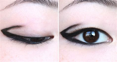 Thenotice Dont Miss This Graphic Eyeliner On She Said Beauty Thenotice