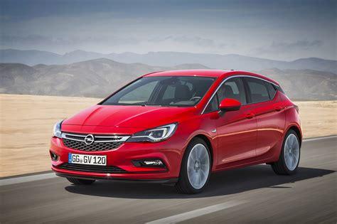 Opel Astra by 2016 Opel Astra 16 Egmcartech