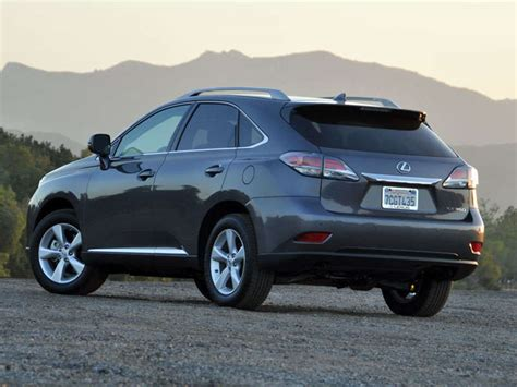 2014 Rx 350 Review by 2014 Lexus Rx 350 Luxury Suv Road Test And Review