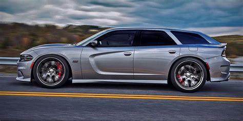 A 490 Bhp Station Wagon? Welcome To The New 2017 Dodge Magnum