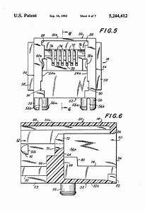 patent us5244412 electrical device for surface mounting With surface mount device components when i designed the circuit board