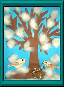 Vögel Im Winter Kindergarten : winterbaum basteln ~ Whattoseeinmadrid.com Haus und Dekorationen