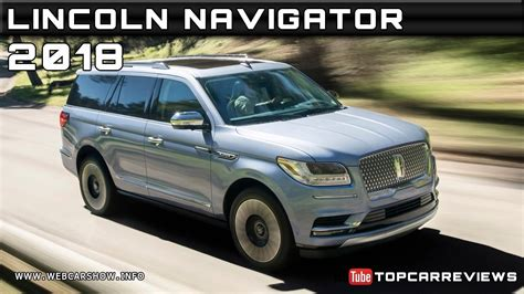 Lincoln Navigator 2018 Release Date by 2018 Lincoln Navigator Review Rendered Price Specs Release
