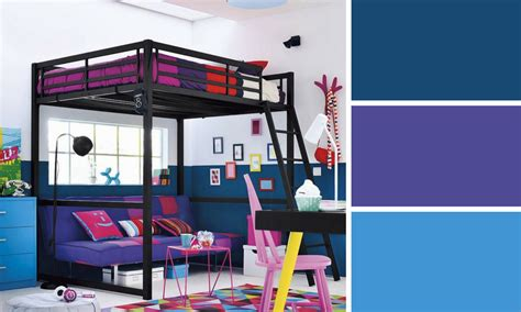 chambre ado couleur quelles couleurs accorder pour une chambre d ado tendance