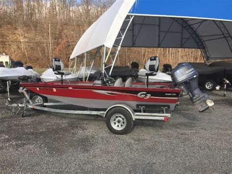 Used Fishing Boats For Sale Pa by G3 New And Used Boats For Sale In Pennsylvania