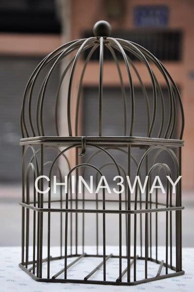 produzione gabbie per uccelli antico gabbie per uccelli regalo di imballaggio pet gabbia