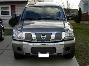 2004 Nissan Armada Parts Diagram