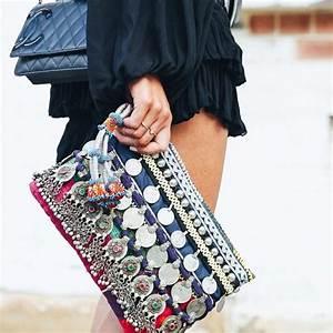 Pochette Ethnique Chic : pochette de rangement pour organiser l 39 int rieur de son sac main ~ Teatrodelosmanantiales.com Idées de Décoration