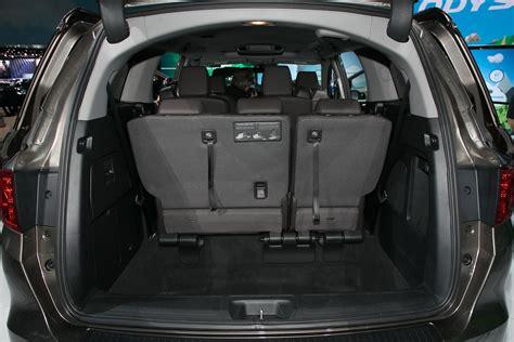 Honda Odyssey Motor by 2018 Honda Odyssey Look Review Motor Trend