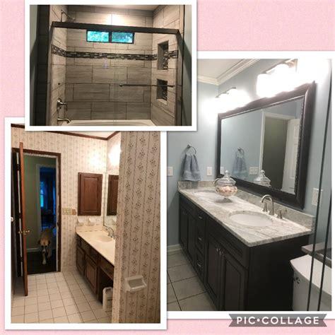 bathroom remodel  summit renovations atlanta ga