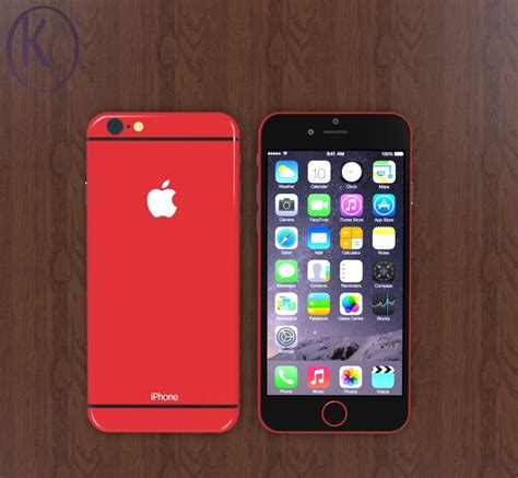 is the new iphone new stunning renderings of the vividly colorful apple