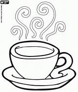Coloring Pages Coffee Printable Drink Adult Drinking Cup Sheets Mug Bible Cups Doodle Printables Books Pot Clip Games Patterns Outline sketch template