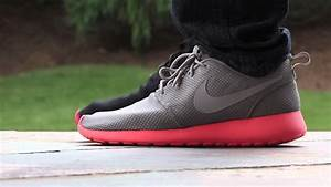 Comparison: Nike Roshe Run - Mango vs. Siren - YouTube