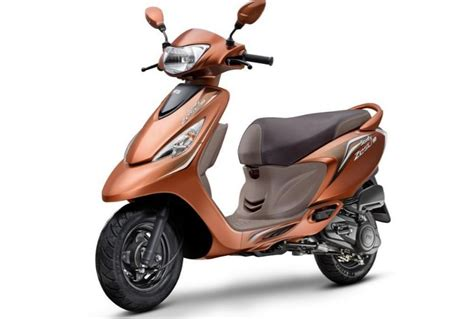 TVS Scooty Zest Himalayan Highs Price in India