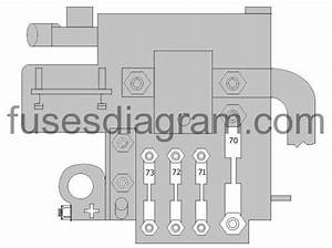 Fuse Box Diagram Alfa Romeo 159