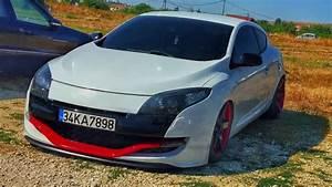 Megane 3 Coupe    Custom Rs