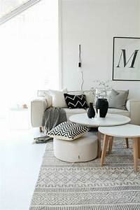 choisir le meilleur tapis scandinave avec notre galerie With tapis moderne avec canapé scandinave en cuir