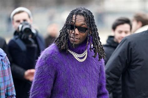 Offset Opens Up About His Father