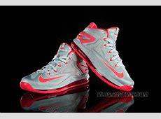 Nike LeBron 11 Low 'Laser Crimson' Eastbay Blog