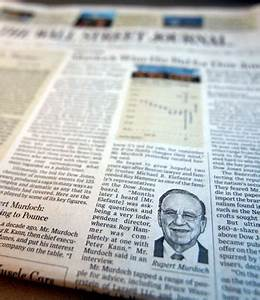 Wall Street Journal Shuffles Deputy Managing Editor ...