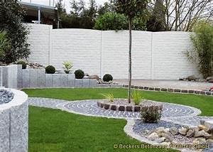 Mauer Aus Betonfertigteilen : unsere betonz une in holz oder steinoptik sind ein echtes alternativprodukt zum herk mmlichen ~ Markanthonyermac.com Haus und Dekorationen