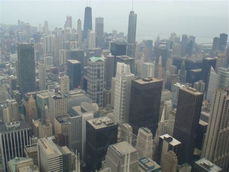 Sears Tower Observation Deck by Panoramio Photo Of Sears Tower Willis Tower