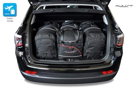 Jeep Compass Storage by Jeep Compass Boot Space Trendy Inside The Cabin Of The