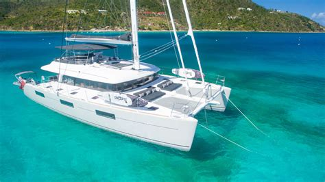 Catamaran Aruba Price by Luxury Caribbean Catamaran Charters In The Virgin Islands