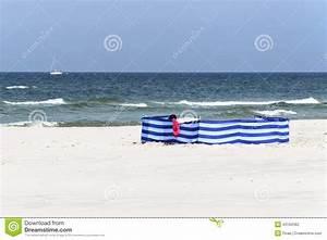 Windschutz Strand Stoff : windschutz auf einem breiten goldenen strand an der polnischen k ste stockfoto bild 43184362 ~ Sanjose-hotels-ca.com Haus und Dekorationen