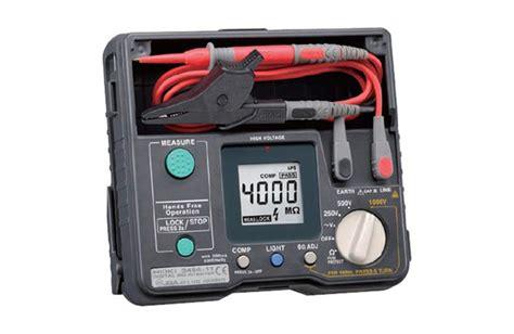 Hioki 3454-11 Digital Mega-ohm Meter Hitester