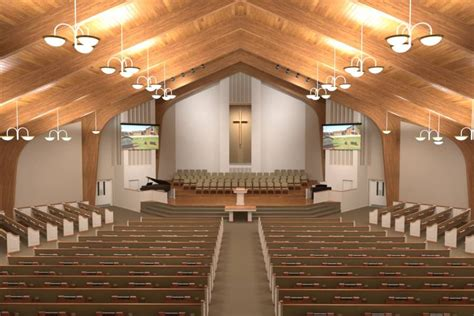 program  consists   church  sanctuary turning