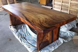 natural wood coffee table for your furniture With natural wood finish coffee table