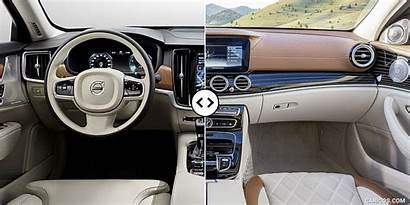Interior Class Volvo Mercedes S90 Vs Cockpit
