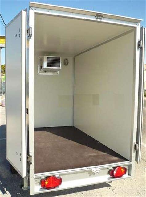 remorque chambre froide remorque chambre froide secteur 230v auto accessoires