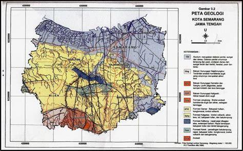 geophisticated peta geologi semarang