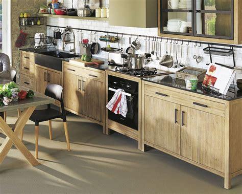 meuble de cuisine independant meuble de cuisine independant en bois 16 idées de