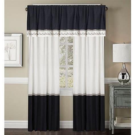 navy window curtains sketch pad window treatments in navy grey bed