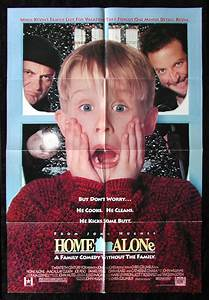 HOME ALONE * CineMasterpieces 1SH ORIGINAL MOVIE POSTER EX ...