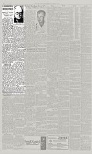 D.W. BROGAN DEAD; BRITISH HISTORIAN - The New York Times