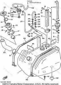 Yamaha Waverunner Parts 1995 Oem Parts Diagram For Fuel