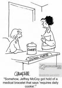 Funny School Nurse Cartoons