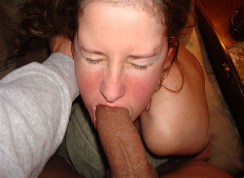 Hard Mouthfucking Amateur Interracial Porn