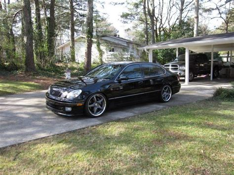 custom lexus gs400 my 99 lexus gs400 not bad for almost 14yrs old sold 02