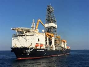 SPOTD: Diamond Offshore's Ocean BlackHornet Arrives – gCaptain
