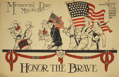 Day 2015 Decorations by From Decoration Day To Memorial Day Picture This