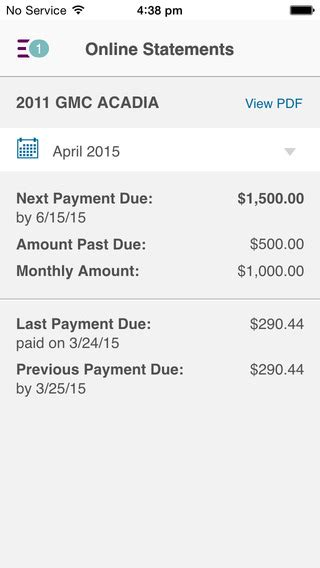 Ally Auto Mobile Pay On The App Store On Itunes