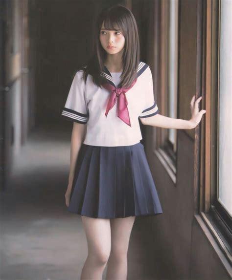 japanese school uniform ideas  pinterest