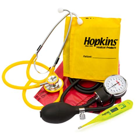 Iso Vital Signs Kit Hopkins Medical Products