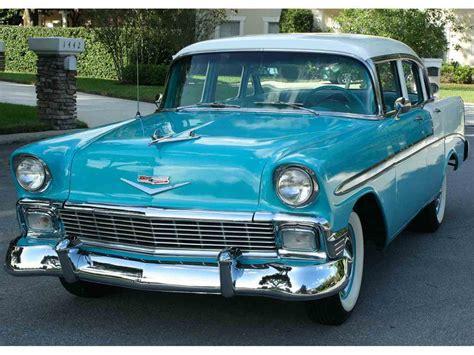 1956 Chevrolet Bel Air For Sale  Classiccarscom Cc1009387
